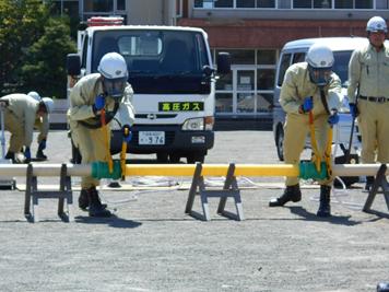 小田原市総合防災訓練2